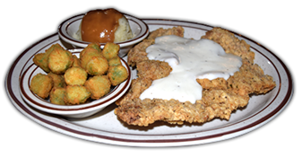 Chicken Fried Steak, Our Place Restaurant